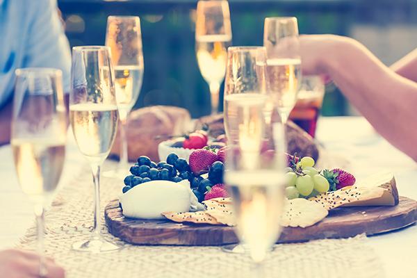 Weinabend - Champagner - KW47