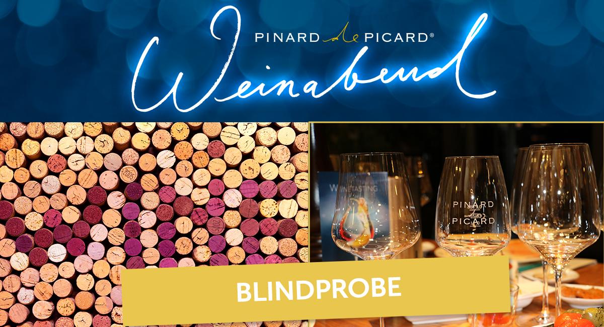 Weinabend - Blindprobe - KW6