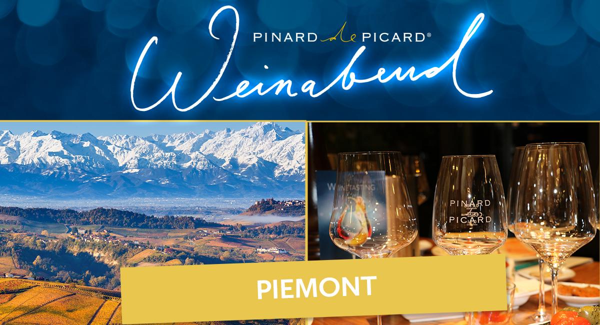 Weinabend - Piemont - KW10
