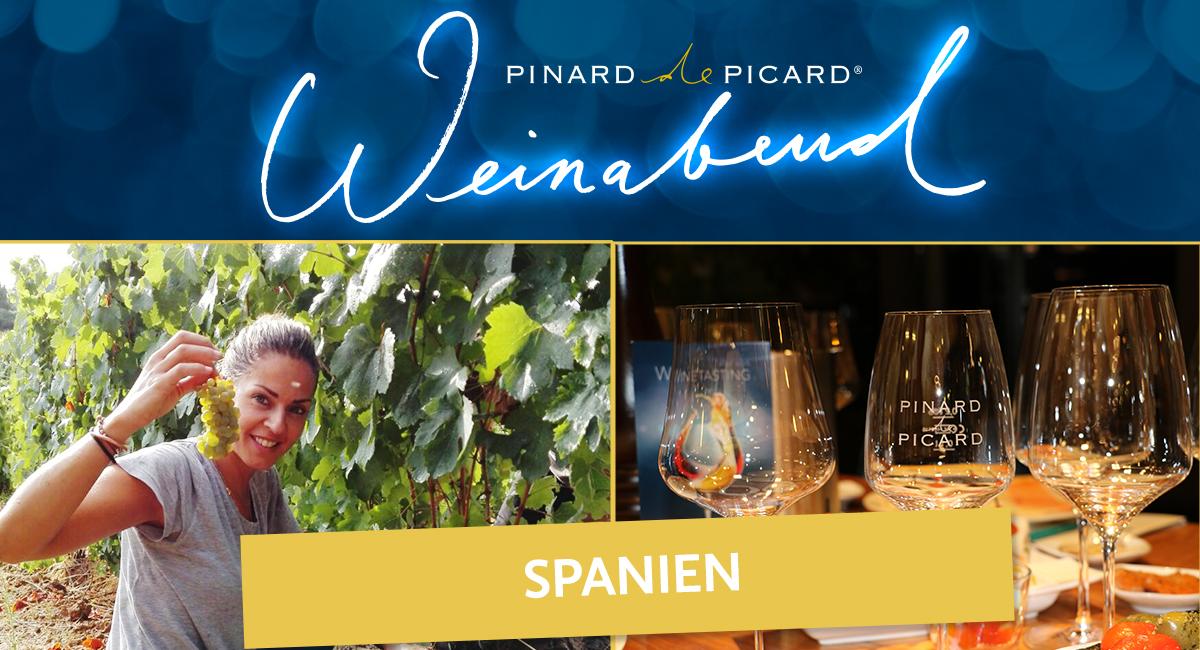 Weinabend - Spanien - KW12