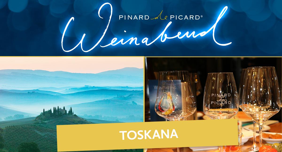 Weinabend - Toskana - KW20