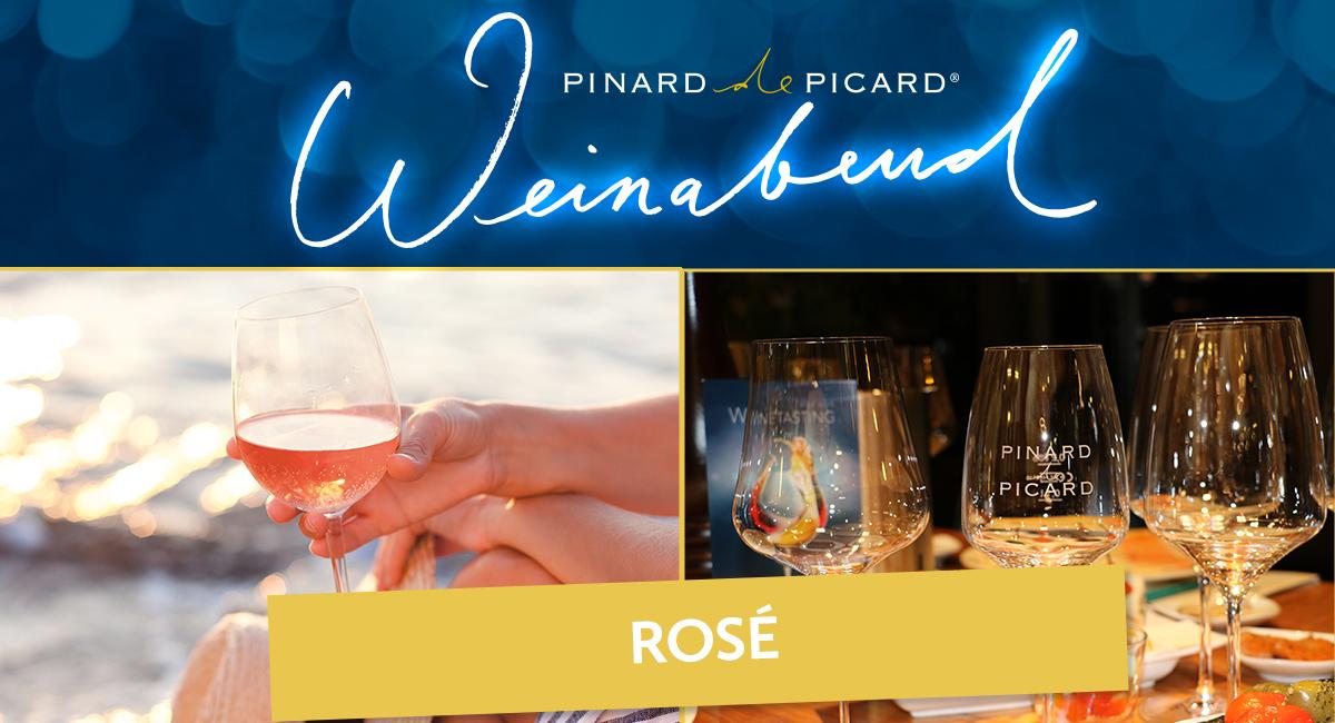 Weinabend - Rosé - KW25