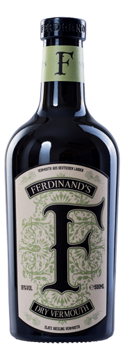 Capulet & Montague, Ferdinand's Dry Riesling Vermouth