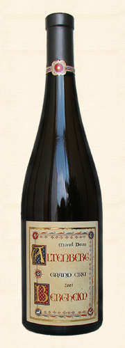 Hispasur, Deiss, Altenberg de Bergheim Grand Cru 2001