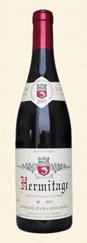 Chave, Chave, Hermitage, rouge 2005