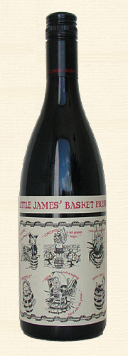 Saint Cosme, Saint Cosme, Little James, VdT rouge 2007