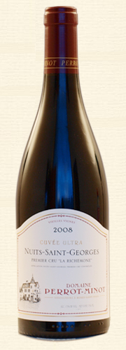 "Perrot-Minot, Perrot-Minot, Nuits-Saint-Georges 1er Cru ""La Richemone ULTRA"", rouge 2008"